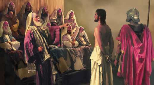 Jesus Threatened, Anointed, Betrayed, and Denied; Passover Supper